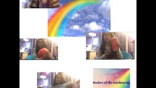 #Colors Of The Rainbow Tag Thumbnail