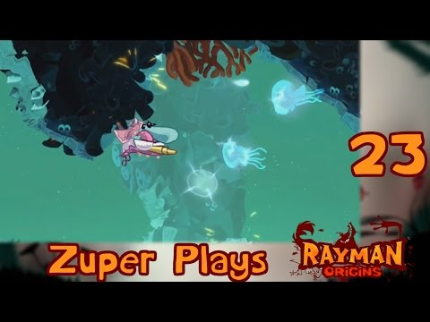 Zuper Plays: Rayman Origins - Part 23: Health Warnings