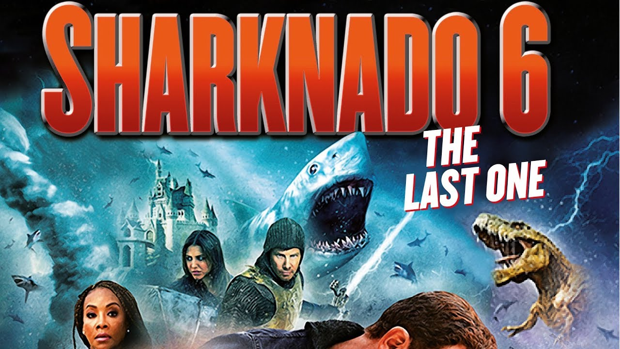 Sharknado Trailer Deutsch