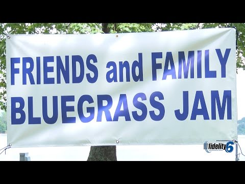 Friends and Family Bluegrass Jam 2016