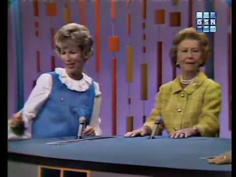PASSWORD 19661010 Irene Ryan & Bob Crane