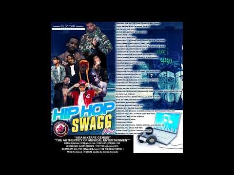 DJ DOTCOM HIPHOP SWAGG MIX VOL 17 DECEMBER   2016   CLEAN VERSION