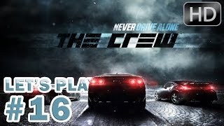 THE CREW - Episode #16 [PS4] Le bus de compétition