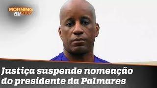 De novo, ânimos se exaltam em debate sobre presidente da Palmares, cuja nomeação foi suspensa