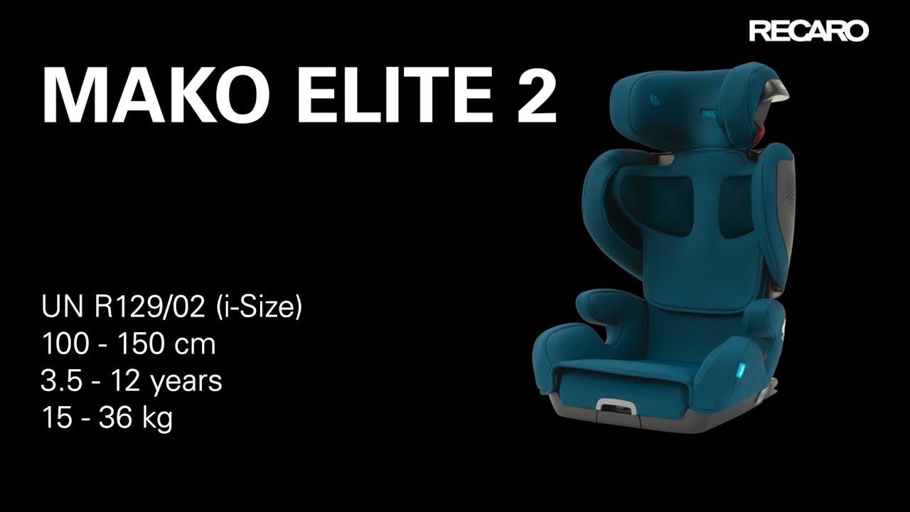 Choosing Recaro Tian Elite, Recaro Child Car Seat Tian Elite