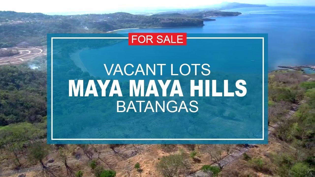 22 Vacant Lots For Sale In Maya Maya Subdivision Nasugbu Batangas