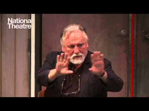 Kenneth Cranham and Lesley Manville in conversation - National Theatre at 50