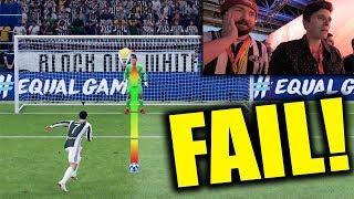 Das schlechteste Elfmeterschießen in FIFA 19