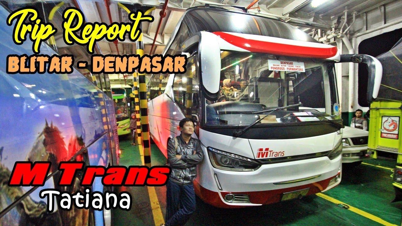 Download PELAYANAN PRIMA & BISA TURUN DEKET PANTAI KUTA   Mtrans Blitar - Denpasar Part 2