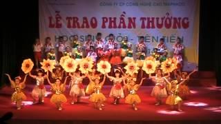 Văn nghệ Traphaco || Ai yêu Bác Hồ Chí Minh hơn thiếu niên nhi đồng