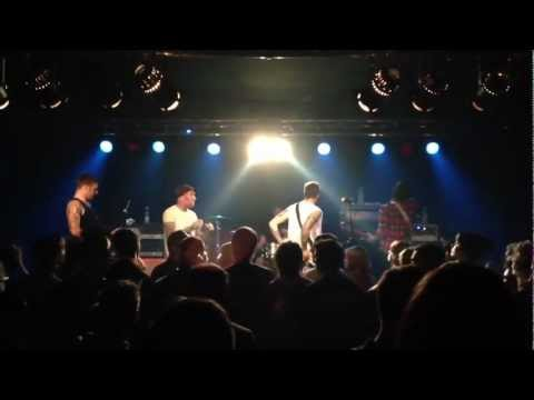 Heart in Hand - Cuts and Bruises (New Song live at Beatclub Dessau 16/12/201