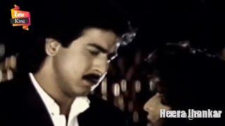 Mujhe Jeene Nahin Deti(Shubham💘Ariyan))  Lyrics  《Heera Jhankar》Mohammad Aziz & Kavita Krishnamurti