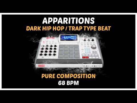"""APPARITIONS"" – Dark hip hop type beat | gangsta hip hop type beat | instrumental rap / trap"