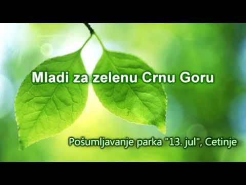 Mladi za zelenu Crnu Goru
