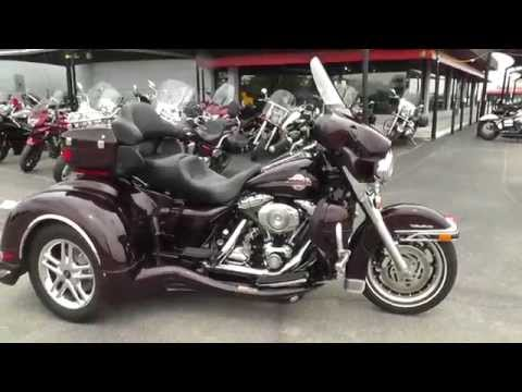 640055 – 2007 Harley Davidson California Sidecar Trike – Used Motorcycle For Sale