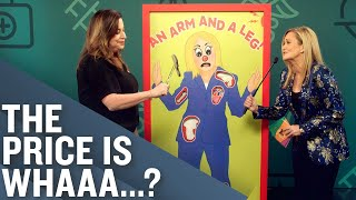 The Art Of Health Care Haggling | Full Frontal on TBS