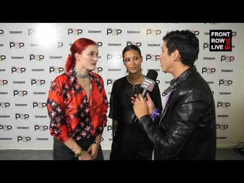 Icona Pop on Writing with Louis The Child & Miley Cyrus Collaboration