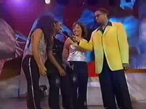 Soul Train 702 First Performane and Interview Octber 2,1999