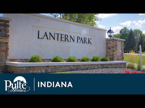 New Homes Near Indianapolis, IN - Lantern Park by Pulte Homes