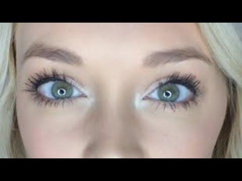 f6da48ec4f5 MASCARA FIRST IMPRESSIONS // Lancôme Hypnose Drama Mascara || Logan Lynn