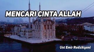 Gambar cover MENCARI CINTANYA ALLAH | Emir rudzikyani