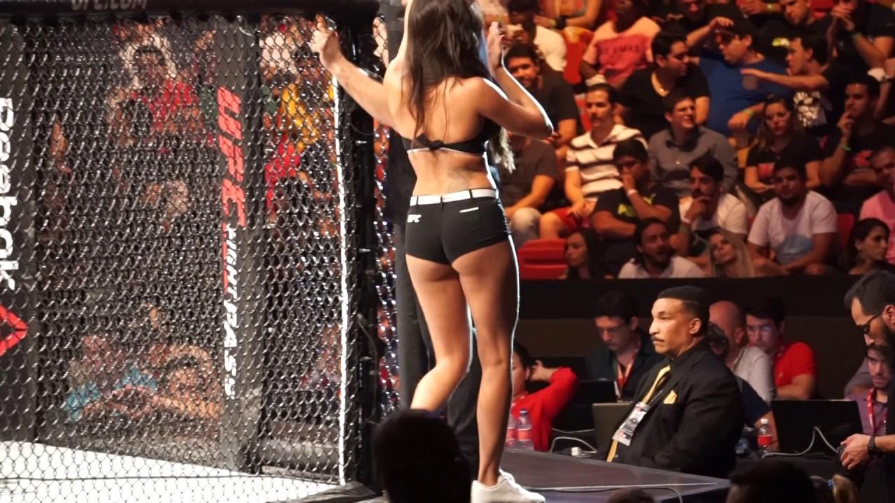 Camila Oliveira Ring Girl