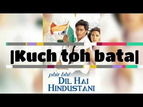 Kuch Toh Bata (lyrics Video)