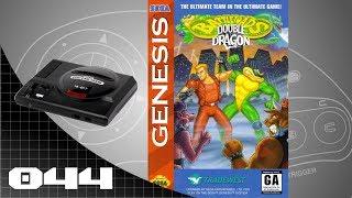 Battletoads Double Dragon [044] SEGA Genesis/Mega Drive Longplay/Walkthrough/Playthrough (FULL GAME)