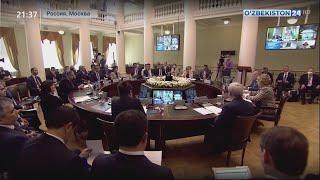 Олий Мажлис Сенати Раиси бошчилигидаги делегация Россия Федерациясида бўлиб турибди