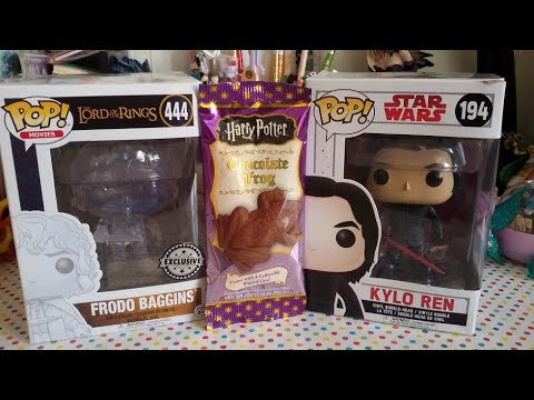 Harry Potter Cioccorane Blind Bags E Funko Pop Exclusive