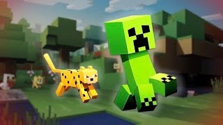 Why Minecraft Creepers Fear Cats