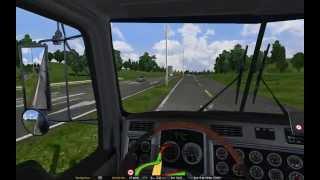 Euro Truck Simulator 2 - PC - Favourite C64 Remixes Part Three