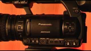 Single-Kamera-Techniken - Panasonic AG/AC-130-Kamera-Führer