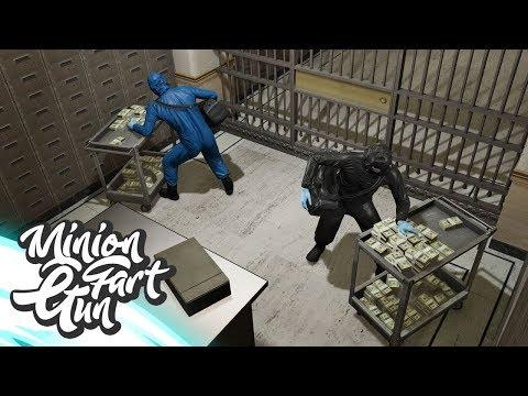 [GTA 5 Heists] Een Bank Overvallen (Deel 1) from YouTube · Duration:  19 minutes 55 seconds