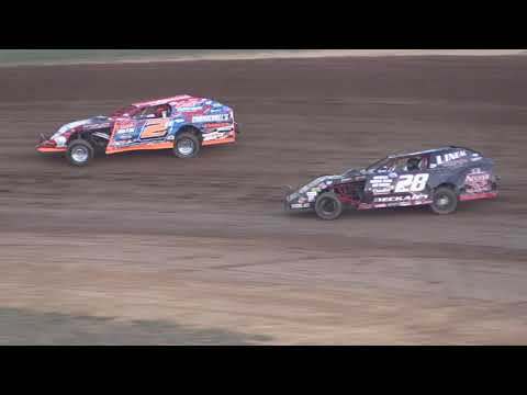9 23 17 Modified Heat #1 Lincoln Park Speedway