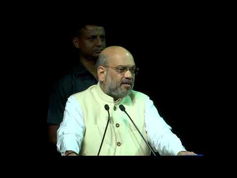 Shri Amit Shah addresses 5th International Ramayana Festival in New Delhi.