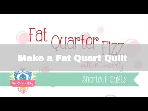 Fat Quarter Fizz - Shortcut Quilts Series - Fat Quarter Shop