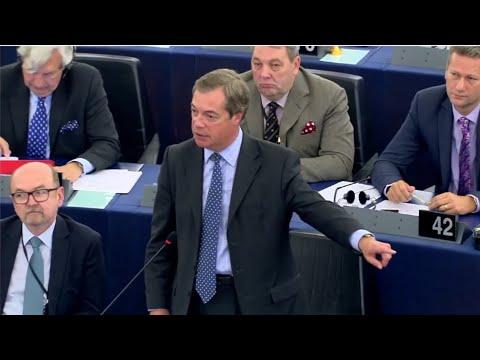 """Nigel Farage """"Thank god we"""