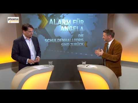 """Augstein und Blome vom 20.06.2014: """"Alarm für Angela - Die Schuldenhallodris sind zurück"""""""