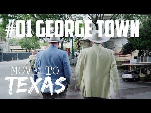 MOVE TO TEXAS #1 — Georgetown [A Tour Through Austin, Texas]