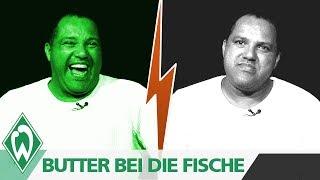 BUTTER BEI DIE FISCHE: Ailton | SV Werder Bremen
