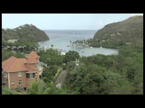 World Tourism: Dominica Rep, Fiji and St. Lucia Islands