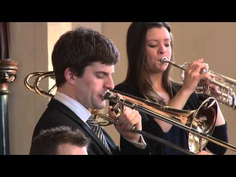 Wedding Music by Wedding Brass - Panis Angelicus.