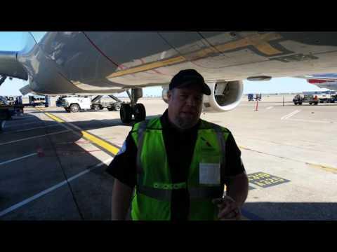 A321 cargo door opening