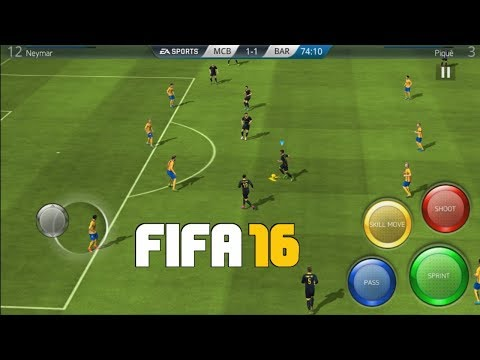 FIFA 16 Ultimate Team Download Android 1.3GB Best Graphics