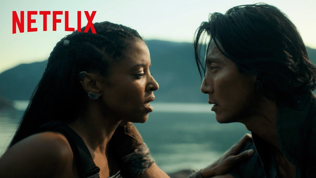 Altered Carbon | Love is a Strange Dark Magic [HD] | Netflix