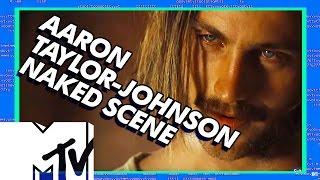 Taylor-johnson naked aaron Elizabeth Olsen