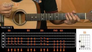 Longe de Você - Charlie Brown Jr. (aula de violão completa)