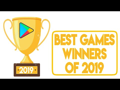 Best Android Games Winner Of 2019 || 2019 Google Play Award Winners