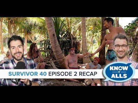 Survivor 40 Know-It-Alls | Winners At War Episode 2 Recap